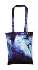 Designer Bleu Galaxie planètes COSMOS ESPACE Tube Sac Bandoulière Sac à main