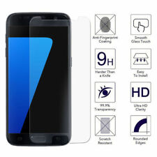 Crystal Clear Plastic Cover Screen Protector Film For Samsung Galaxy S7 5.1