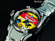 Invicta Men's 52mm DC Comics Russian Diver BATMAN Detective Comics Book Ed Watch