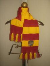 "Harry Potter GRYFFINDOR Scarf CLEAN Warner Bros (50""x7.5""s)"