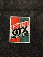 CASTROL Motor Oil Embroidered Iron On Uniform-Jacket Patch 3/""