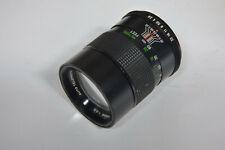 M42 135mm f2.8 Vivitar auto telephoto  lens