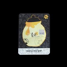 Papa recipe Bombee Black Honey Mask Pack - 1 Sheet Moisture Elasticity Glow Skin