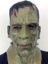 Deluxe FRANKENSTEIN MASK KARLOFF Halloween Horror Movie Fancy maschere