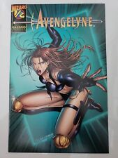 AVENGELYNE #0 (1998) MAXIMUM COMICS / WIZARD ANDY PARK ART! ROB LIEFELD! NM
