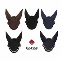 LeMieux Vogue Crochet Fly Hood Veil Ears
