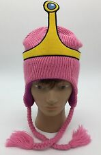 Adventure Time Princess Bubblegum Laplander Hat Cap Beanie Ski