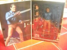 NECA ASH EVIL DEAD ACTION FIGURE NEW IN BOX BRUCE CAMPBELL