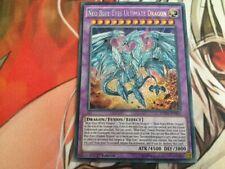 YUGIOH CARD: Neo Blue-Eyes Ultimate Dragon MVP1-ENS01 Secret Rare 1st Edition M
