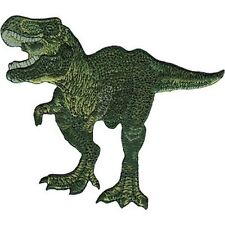 T-REX - DINOSAUR - EMBROIDERED PATCH - BRAND NEW - 4356