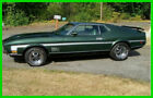 1971 Ford Mustang  1971 Ford Mustang Mach 1 Fastback 351 Cleveland 80,000 Miles 4-Spd Manual Hurst