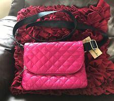 Clarks Hot Pink Cross body/clutch  Brand New