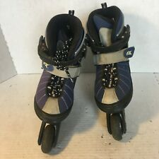 RollerBlades Vfx Typhoon inline skates Youth size 1-4 in Good Shape