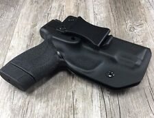 IWB Taco Holster Smith & Wesson M&P Shield 45 Kydex Retention Concealment