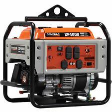 Generac XP4000 - 3600 Watt Professional Portable Generator (CA Compliant)
