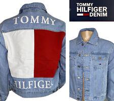 Tommy Hilfiger Denim Jacket Retro Capsule Big Flag Logo...