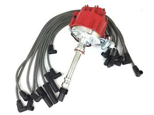 173+473 NEW HEI DISTRIBUTOR ELECTRIC W/ WIRE SET CAMARO FIREBIRD 305 1987-1988