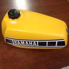 YAMAHA 1978-1981 YZ100 COMPLETE GAS CAP FUEL TANK PETCOCK VINTAGE 2K5-24110 NOS