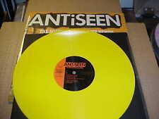 LP:  ANTISEEN - The Southern Hostility Demos  NEW SEALED YELLOW VINYL + poster