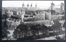 "Undated Great Britain Postcard "" Tower of London"" Unused"