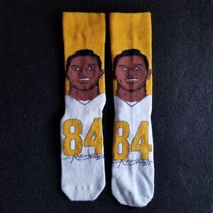 Pittsburgh Steelers Antonio Brown Freaker Socks One size fits most