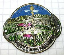 Stocknagel mit Pägebild für Wanderstock (12a) Hotel Hochblauen Schwarzwald