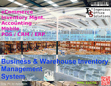 POS/CRM/ERP Business & Warehouse Inventory Management Mobile eCommerce