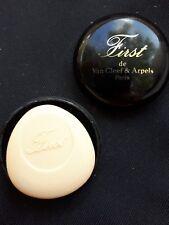 Mini savon FIRST DE VAN CLEEF ET ARPELS 25 G BOÎTE PLASTIQUE