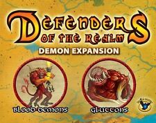 Defenders of the Realm: Demon Minion Expansion (painted)