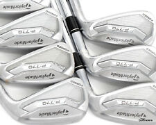 New Taylormade Forged P770 Irons 4-PW Steel Regular Flex G2047