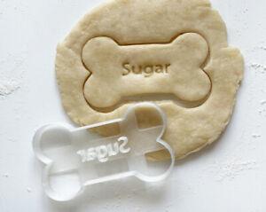 Personalized Pet Name Cookie Cutter l Pet cookie cutter l Customized Bone Cutter