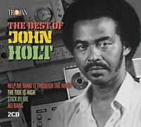 John Holt : The Best Of CD 2 discs (2016) ***NEW*** FREE Shipping, Save £s
