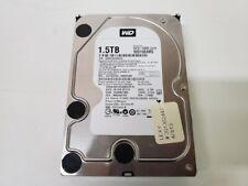Western Digital 1.5TB SATA 3.5 Hard Drive WD15EARS-00MVWB0, Formatted