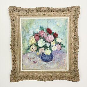 Adrian Ryan (1920-1998), British Impressionist, Oil On Canvas, Signed