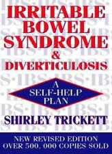 Irritable Bowel Syndrome and Diverticulosis: A Self-Help Plan By Shirley Tricke
