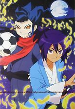 Inazuma Eleven go chrono stone / Psycho Pass poster promo anime official