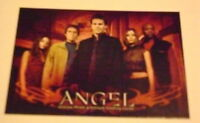 RARE MINT PROMO CARD ANGEL SEASON THREE A3-1 INKWORKS