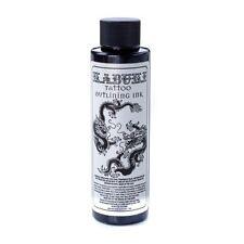KABUKI OUTLINING BLACK by Skin Candy 4-oz Bottle Tattoo Ink Supply