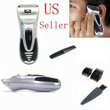 Men's Handy Electric Sideburns Shaver Razor Hair Trimmer Clipper battery-powered
