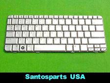 ** ORIGINAL ** HP TX1000 TX2000 TX2100 TX2500 US Keyboard  =  SILVER