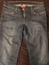 LUCKY BRAND JEANS HENNA SWEET N LOW BLUE JEANS WOMEN'S SIZE 6/28 -  NICE!