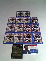 *****Darrell Smith*****  Lot of 24 cards.....3 DIFFERENT / Football / CFL