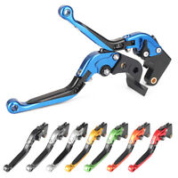 Extendable Folding Brake Clutch Levers For TRIUMPH SPEED TRIPLE 1997-2003 02 01
