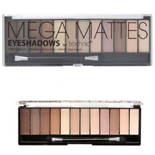Technic Eyeshadow *Mega Mattes* Nude Palette 12 Shades Naked Natural Eye Shadow