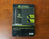 Powermat Wireless Charging System for iPhone 4 & 4s