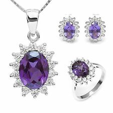 Sapphire Fashion Jewellery Sets