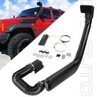For 1984-2001 Jeep Cherokee Cold Intake System Rolling Head Snorkel Kit New