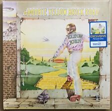 Elton John *Goodbye Yellow Brick Road* Lp Limited DOUBLE PICTURE DISC