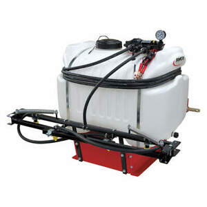 FIMCO LG-40-3PT Sprayer,3 Point Hitch Mounted,40 Gal.