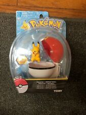 Tomy Pokemon Pikachu @ Repeat Ball Brand New